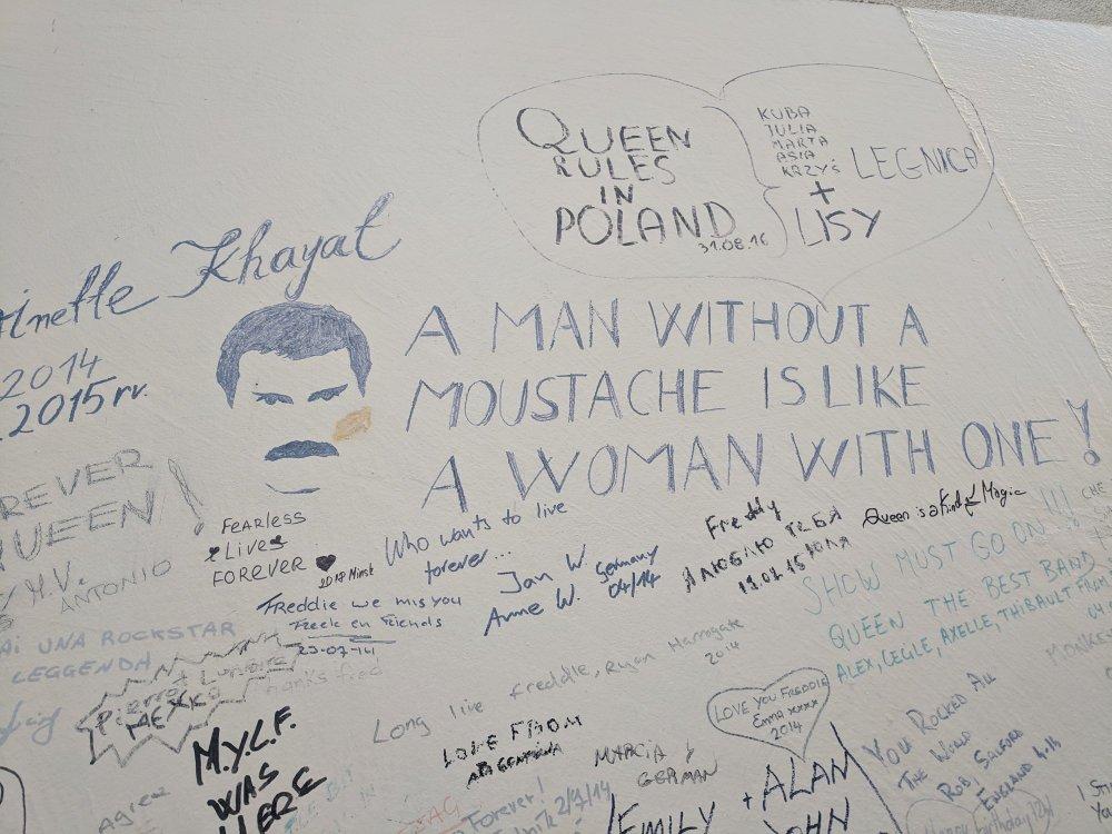 Музей Queen в Монтрё (33 фото)