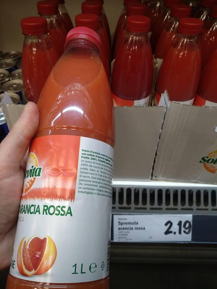 Цены на Сицилии, 2019 год