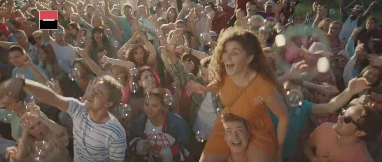 Какая музыка звучит в рекламе Росбанка?