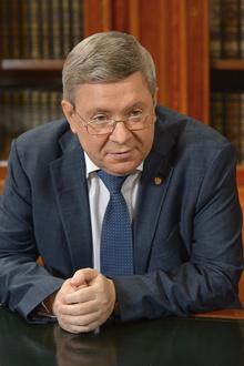 Александр Торшин, ЦБ