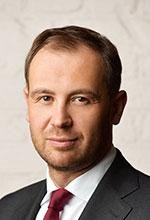 Александр Сахаров, Альфа-банк