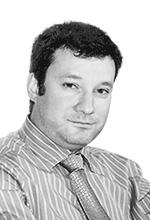Михаил Гришин, Альфа-банк