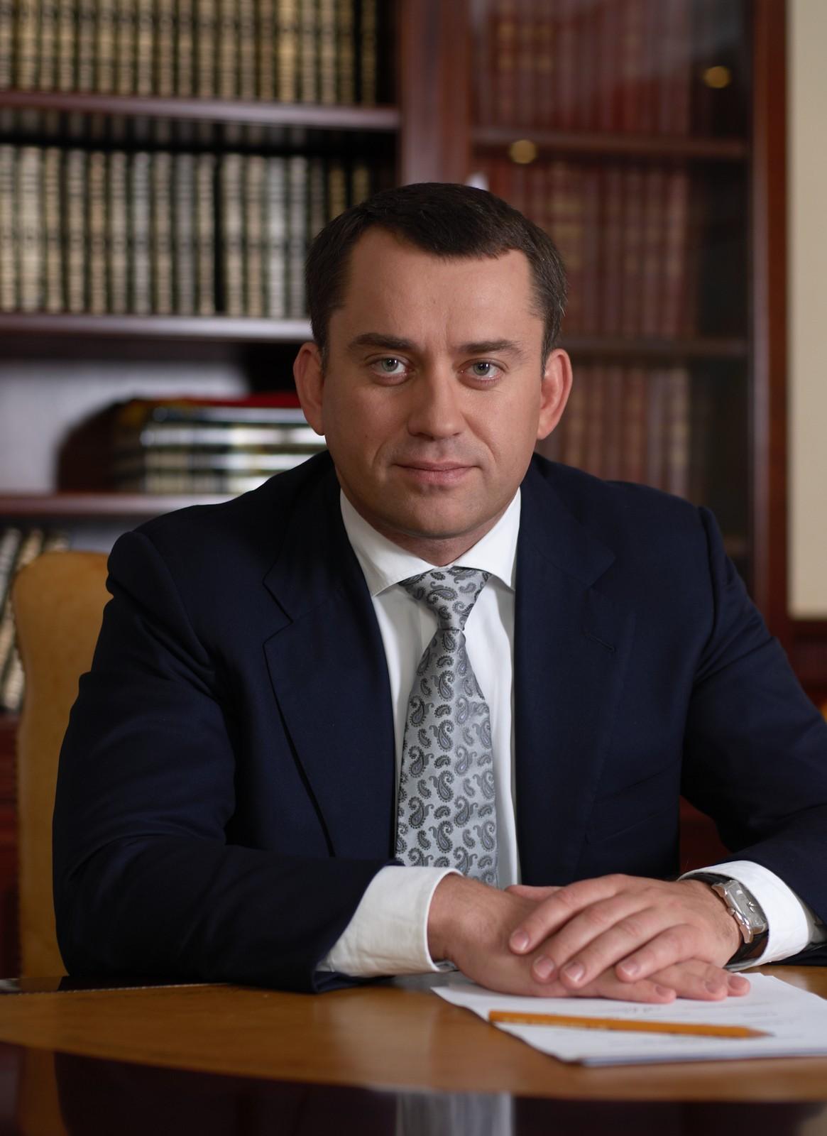 Михаил Середа, Газпром