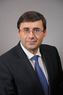 Сергей Швецов, ЦБ