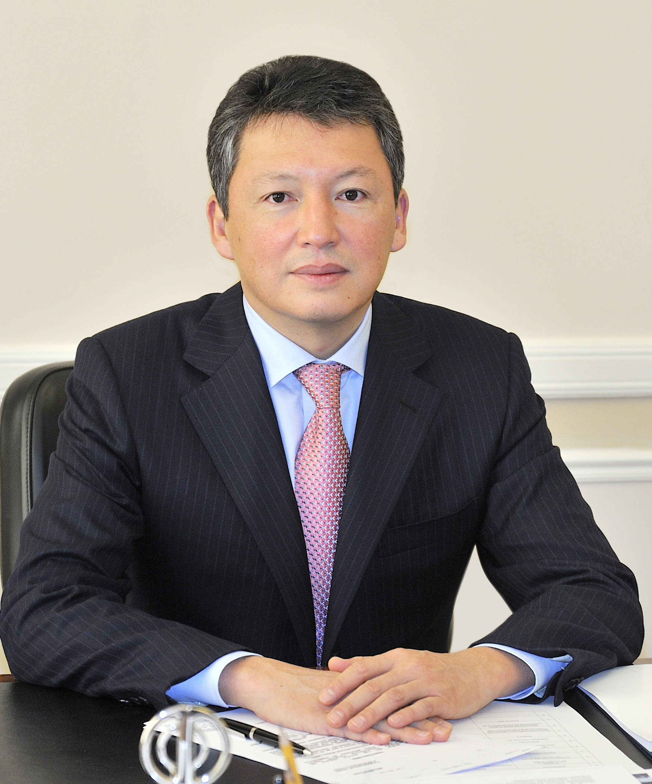 Тимур Кулибаев, Газпром
