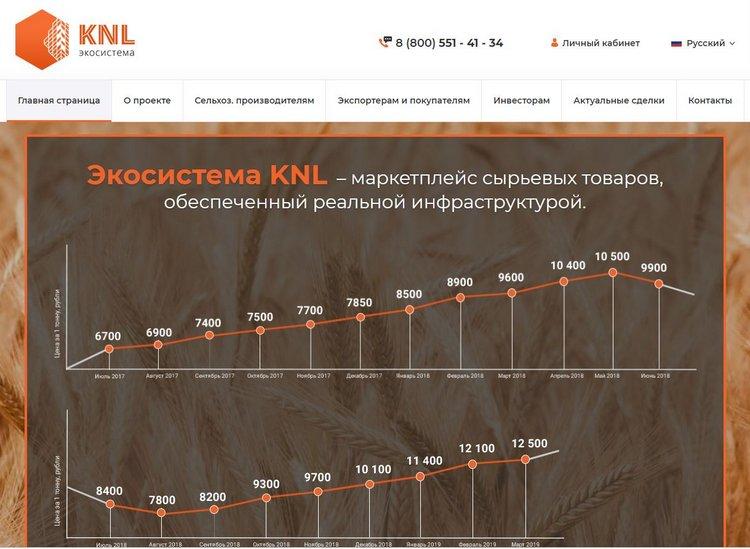 KNL экосистема — новая пирамида?