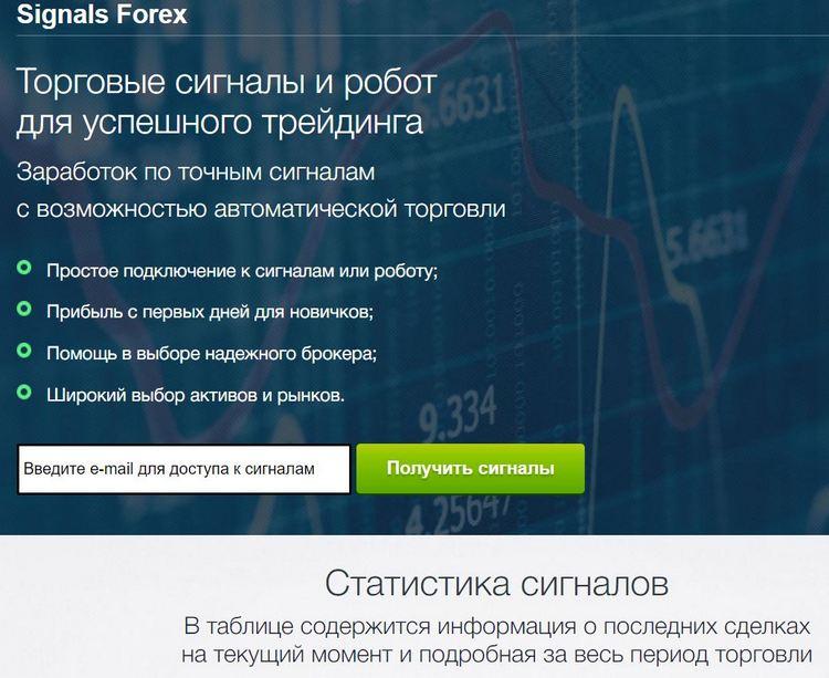 catch-trend.ru (Signals Forex): мошенники по сигналам на форексе