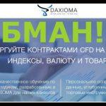 Daxioma: развод для самых тупых. Они же DAX100