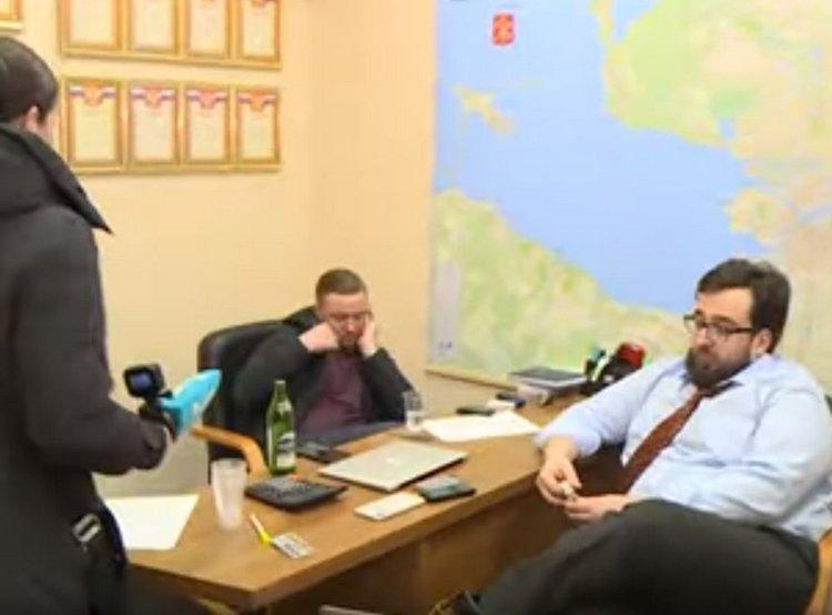Межрегиональный правовой центр (Чайковского, 16): суд против ТВ