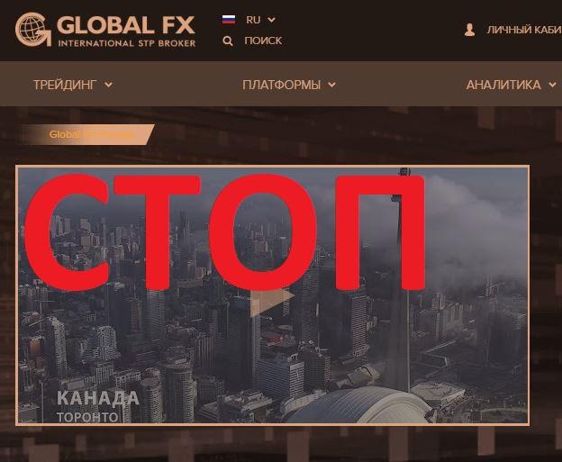 Global FX: не рекомендуем