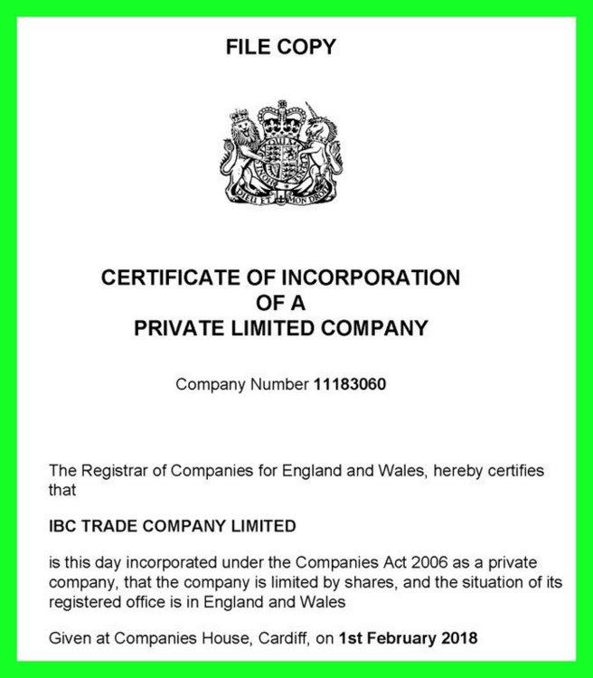 IBC Trade: новый лжеброкер с берегов Днепра