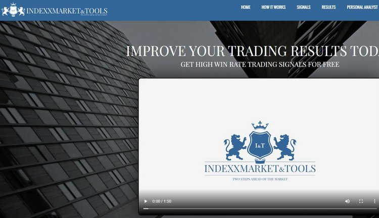Звонок мошенника из IndexxMarket («Индекс Маркет»)