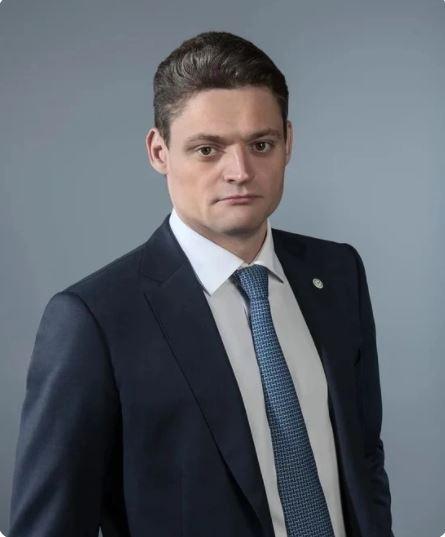 Кирилл Царёв, Сбербанк