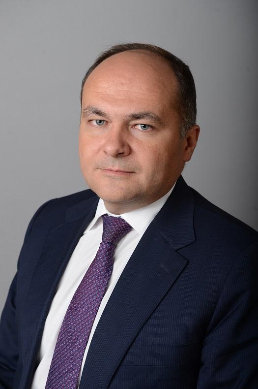 Леонид Горнин, Минфин