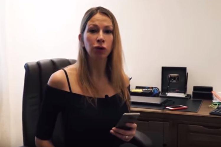 Как блогер Ковальчук-Лисовская помогала мошенникам Стартком