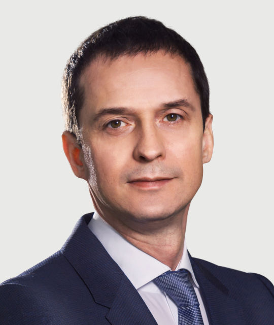 Михаил Автухов, Совкомбанк