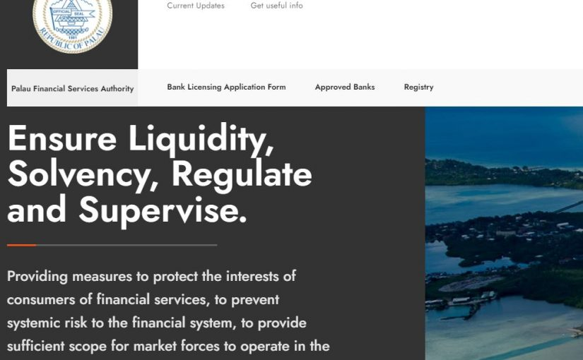 Мошенники Palau Financial Services Authority, Business & Legal Consulting