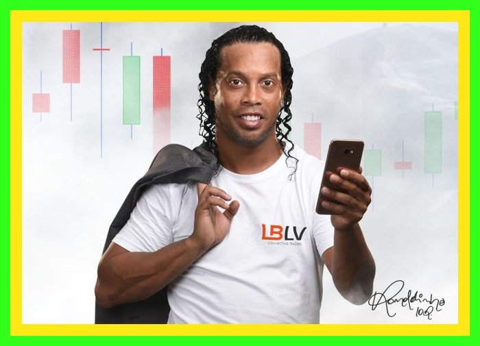 LBLV: how Ronaldinho advertises a scam