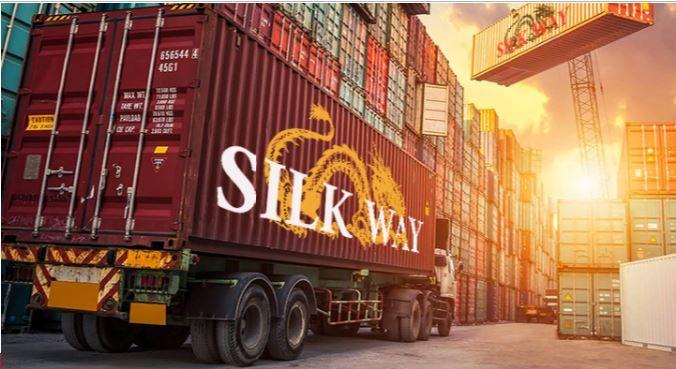Silk Way: псевдокитайская пирамида