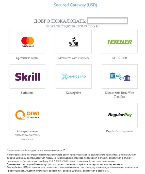 SM-Invest - Global Online Trading: не рекомендуем