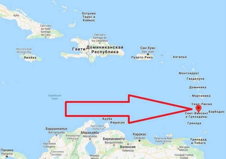 Сент-Винсент и Гренадины: не связывайтесь c брокерами