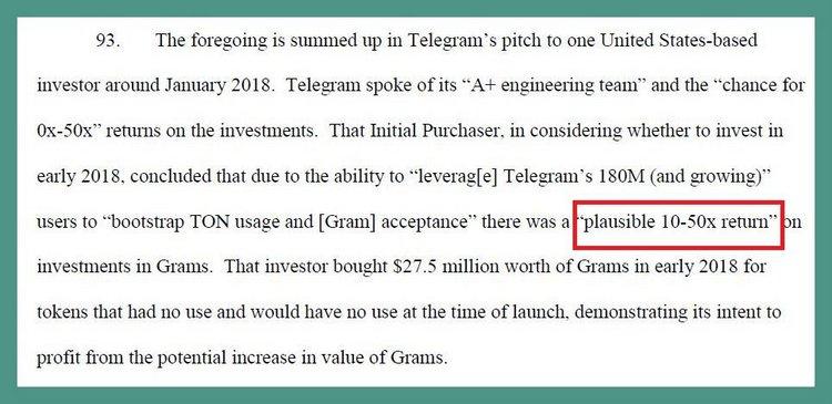 Почему токены Telegram это финансовая афера